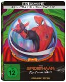 Amazon.de: Spider-Man: Far From Home (Limited 3D UHD Steelbook) [Blu-ray] für 31,93€