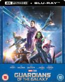 [Vorbestellung] Zavvi.de: Guardians of the Galaxy – Zavvi Exclusive Steelbook [4K UHD + Blu-ray] für 32,99€ inkl. VSK
