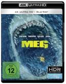 Amazon.de: MEG (4K Ultra HD) (+ Blu-ray 2D) für 17,73€ + VSK