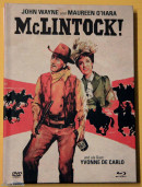 [Review] McLintock – 2-Disc Limited Collector's Edition (Mediabook)