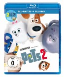 Amazon.de: Pets 2 (3D+2D Blu-ray) für 14,97€