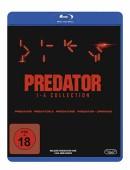 Amazon.de: Predator 1-4 – Box [Blu-ray] für 16,99€ inkl. VSK