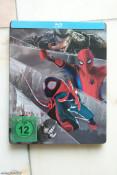 [Fotos] Spider Man 4 Movie Collection – Steelbook