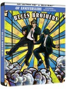 [Vorbestellung] Amazon.fr: The Blues Brothers (Steelbook) [4K UHD Blu-ray] für 29,99€ + VSK