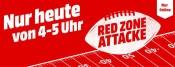 MediaMarkt.de: Red Zone Attacke – 19% auf Alles (Nur am 03. Februar, Zwischen 04:00 – 05:00 Uhr)