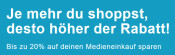 ReBuy.de: 15% Rabatt auf alle Filme ab 20€ Mindestbestellwert