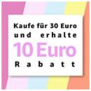 Amazon.de: Neue Aktion – Für 30 EUR kaufen und 10 EUR Rabatt erhalten und 4 für 22€ (Laufzeit: 09.-15.03.2020)