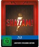 Saturn.de Weekend Deals: Diverse Steelbooks ab 12,99€ – z.B. Shazam!, Gemini Man 3D oder Pikachu