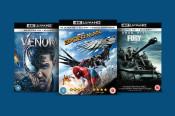 Zavvi.de: 3 4K Ultra HD Filme für 32€ (Auswahl aus 74 Titeln)