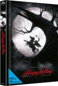[Vorbestellung] Sleepy Hollow (Mediabook) [Blu-ray + DVD] 29,99€