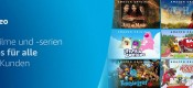 Amazon.de: ausgewählte Familienfilme und -serien kostenlos für alle Amazon-Kunden (auch ohne Prime)