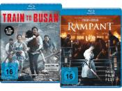Saturn.de / MediaMarkt.de: Train to Busan / Rampant (limitiertes Box-Set) [Blu-ray] für 7,99€