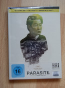 [Review] Parasite – Mediabook Cover B