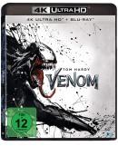 CeDe.de: Venom (+ Blu-ray) [4K Blu-ray] und Spider-Man – A New Universe (+ Blu-ray) [4K Blu-ray] für je 16,99€ inkl. VSK
