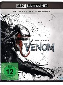 Amazon.de: Venom [4K UHD BD-2] [Blu-ray] für 14,99€ + VSK
