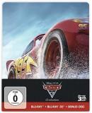 real.de: einige Disney Blu-ray Filme vsk-frei darunter Cars 3: Evolution Steelbook (3D BD+2D BD+Bonusdisc) für 13,99€ oder Jessica Jones – Die komplette erste Staffel [Blu-ray] für 9,99€
