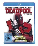 Mueller.de: Deadpool 1+2 [Blu-ray] Standard Version ab 6,79€ + VSK