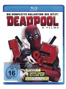 Amazon.de:  Deadpool 1+2 [Blu-ray] Standard Version für 7,99€ + VSK