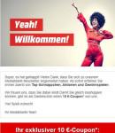 MediaMarkt.de: 10€ Coupon ab 100€ MBW bei erstmaliger Newsletteranmeldung