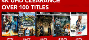 Zoom.co.uk: MARCH CLEARANCE DVD, BLU-RAY & 4K UHD PRICE DROPS