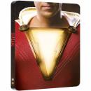Zavvi.com: Shazam! 4K Ultra HD (Includes 2D Blu-ray) – Limited Edition Steelbook für 16,98€ inkl. VSK