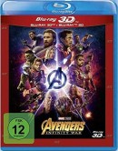 Amazon.de: Marvel's The Avengers – Infinity War (+ Blu-ray 2D) [3D Blu-ray] für 11,32€ + VSK