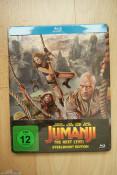 [Review] Jumanji 2 – The Next Level Steelbook