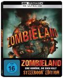 Amazon.de: Zombieland (SteelBook 4K UHD) [Blu-ray] für 18€ + VSK