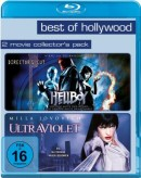 Amazon.de: Best of Hollywood – 2 Movie Collector's Pack: Hellboy / Ultraviolet [Blu-ray] für 5,49€ + VSK
