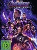 Amazon.de: Avengers: Endgame [Blu-ray] für 9,74€ + VSK