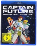 Amazon.de: Captain Future – Komplettbox [Blu-ray] für 34,97€ inkl. VSK