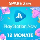 Amazon.de: PlayStation Now – Abonnement 12 Monate | PS4 Download Code – deutsches Konto für 41,99€