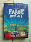 [Review] Die Farbe aus dem All – Color Out of Space (Ultimate Edition, 4K Ultra HD+5 BRs+CD)