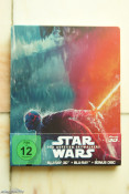 [Review] Star Wars: Der Aufstieg Skywalkers (Steelbook) [3D Blu-ray + 2D Blu-ray]