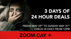 Zoom.co.uk: Zoom Day + – 3 Days of 24 Hours Deals