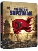 Amazon.de: Death of Superman Steelbook (exklusiv bei Amazon.de) [Blu-ray] [Limited Edition] für 7,58€ + VSK uvm.