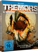 [Vorbestellung] Saturn.de: Tremors (Im Land der Raketenwürmer) 6-Movie Collection Steelbook [Blu-ray] 42,99€ keine VSK