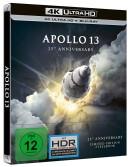 Amazon.de: Apollo 13 – 25th Anniversary – 4K UHD – Steelbook [Blu-ray] (exklusiv bei Amazon.de) für 23,84€ + VSK