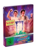 [Vorbestellung] Amazon.de: Bill & Teds verrückte Reise durch die Zeit (Limited Steelbook Edition) [4K UHD Blu-ray] für 39,99€