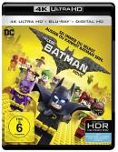 Amazon.de: The LEGO Batman Movie (4K Ultra HD + 2D-Blu-ray) (2-Disc Version) [Blu-ray] für 12,73€ + VSK