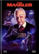 [Vorbestellung] Amazon.de: The Mangler (remastered) [Blu-Ray+DVD] – uncut – limitiertes Mediabook Cover E für 23,18€ + VSK