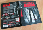 [Fotos] Alexandre Ajas MANIAC 6-Disc Mediabook inkl. 4K UHD, Blu-ray, DVD, OST CD by Nameless Media