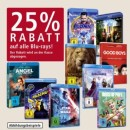 Real: 25% auf Blu-rays ab 06.07.20
