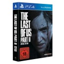 NetGames.de: The Last of Us II – Special Edition [PS4] für 54,95€ + VSK
