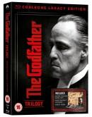 Zoom.co.uk: July Price Drop Offers z.B. The Godfather Trilogy (Box Set) [Blu-ray] für 9,20€ inkl. VSK