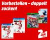 MediaMarkt.de: 2 für 1 Aktion auf ausgewählte Vorbesteller Spiele (Switch, PlayStation, Xbox)