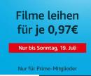 Amazon Prime Deals: Filme leihen für je 0,97€ (bis 19.07.2020) – Nur für Prime-Mitglieder