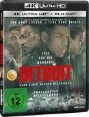 Dodax.de: Detroit (4K Blu-ray) & Gods of Egypt (4K Blu-ray) ab je 6,98€ inkl. Versand