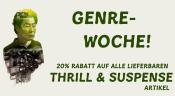 """Capelight Shop / Alive Shop: 20% Rabatt auf """"THRILL & SUSPENSE"""" Artikel (bis 09.08.20)"""