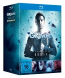Amazon.de: Grimm – Die Komplette Serie [Blu-ray] für 43,87€ inkl. VSK